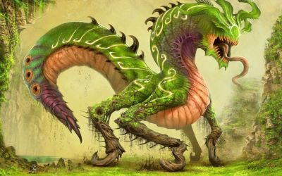 Mythical creatures wallpaper 2560x1600 489365 WallpaperUP