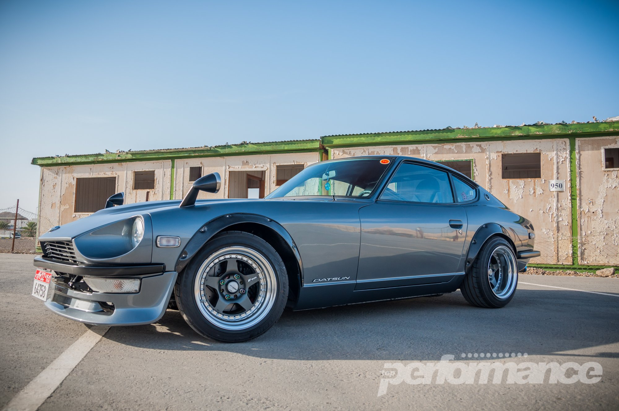 Nissan Datsun 240z Coupe Japan Tuning Cars Fairlady