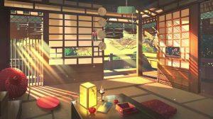 japanese living wallpaperwaifu