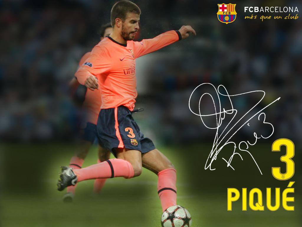 Gerrard Hd Wallpaper Gerard Pique Fc Barcelona 2013 Wallpup Com
