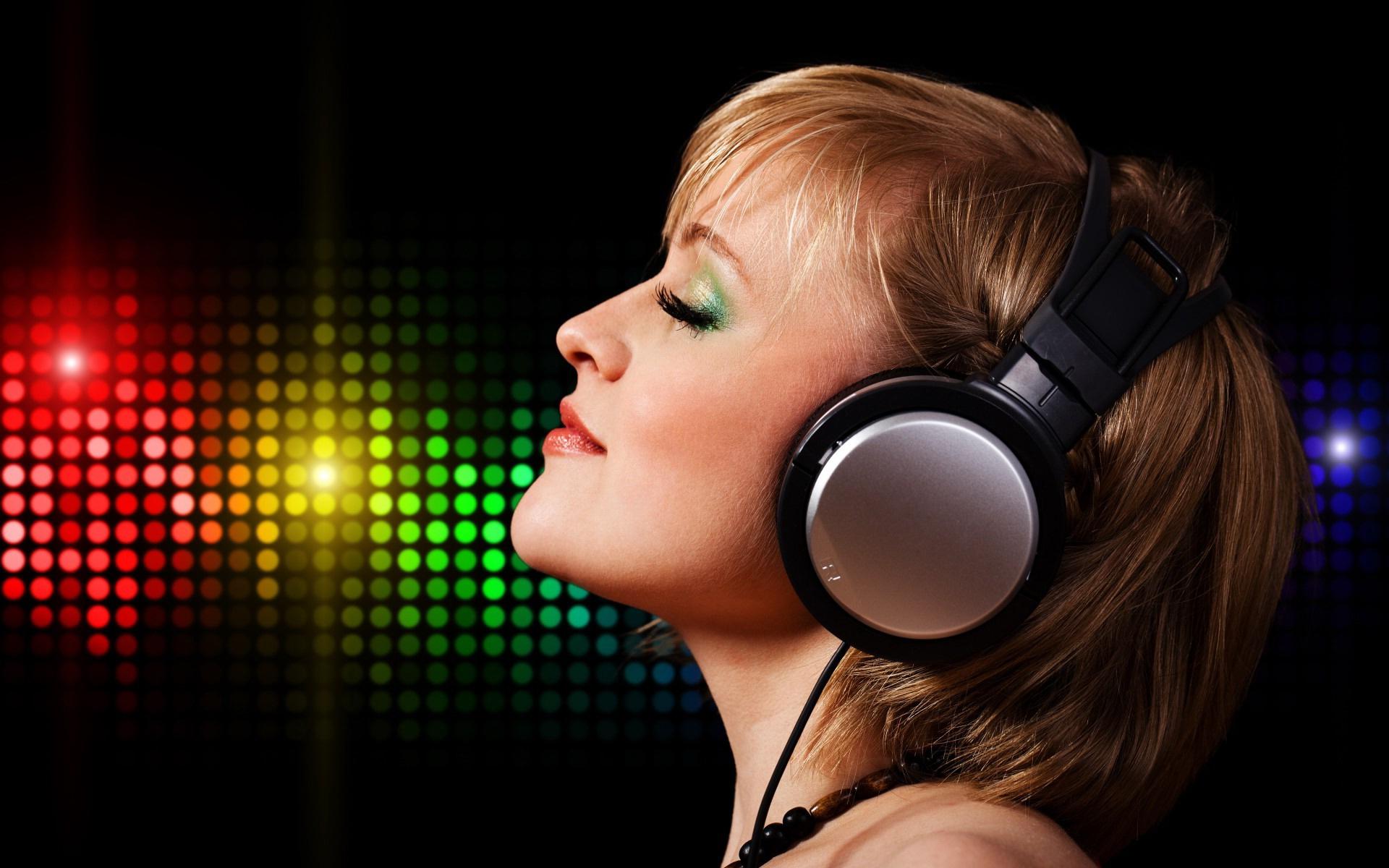 Description: Music Girl Wallpaper HD is a hi res Wallpaper for pc