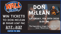 CONTEST: Win Tickets to Don McLean