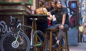 Moda Biker David Cachon