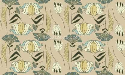 Nouveau Magic Wallpaper Wallsauce UK