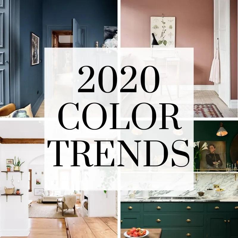 Home Wall Color Trends 2020 Novocom Top