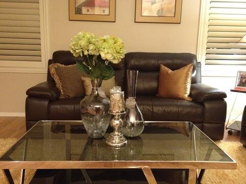 Unique Coffee Table Centerpieces Design Images Photos Pictures