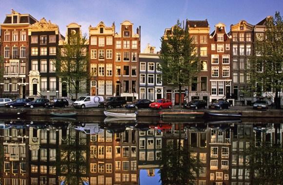 Unique Amsterdam City Netherland Photos Gallery