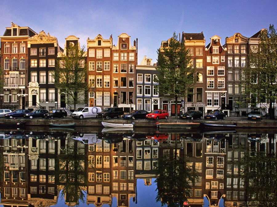 Unique Amsterdam City Netherland Photos Gallery