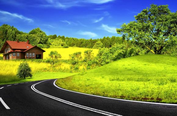Turn Of The Road Category Free Download