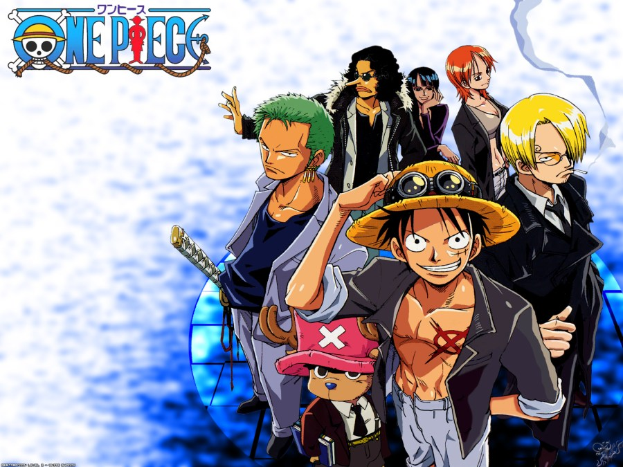 Straw Hat Pirate One Piece Wallpaper For PC Dekstop