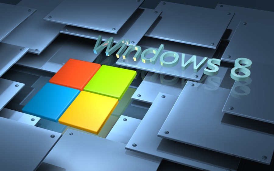 Amazing 3D Windows 8 Wallpaper Image Desktop Free Download