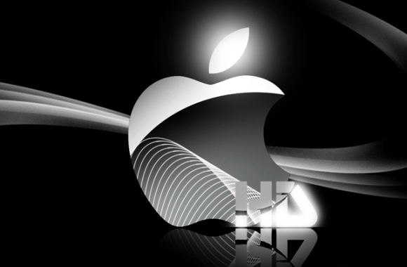 Exclusive Design 3D iPhone Wallpaper HD Black Background