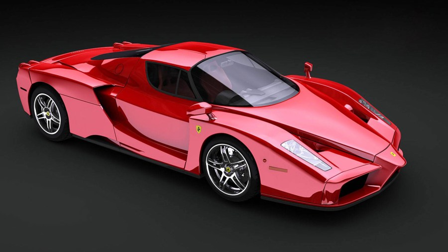 Awesome Cars Ferrari Enzo Free Download HD Wallpapers