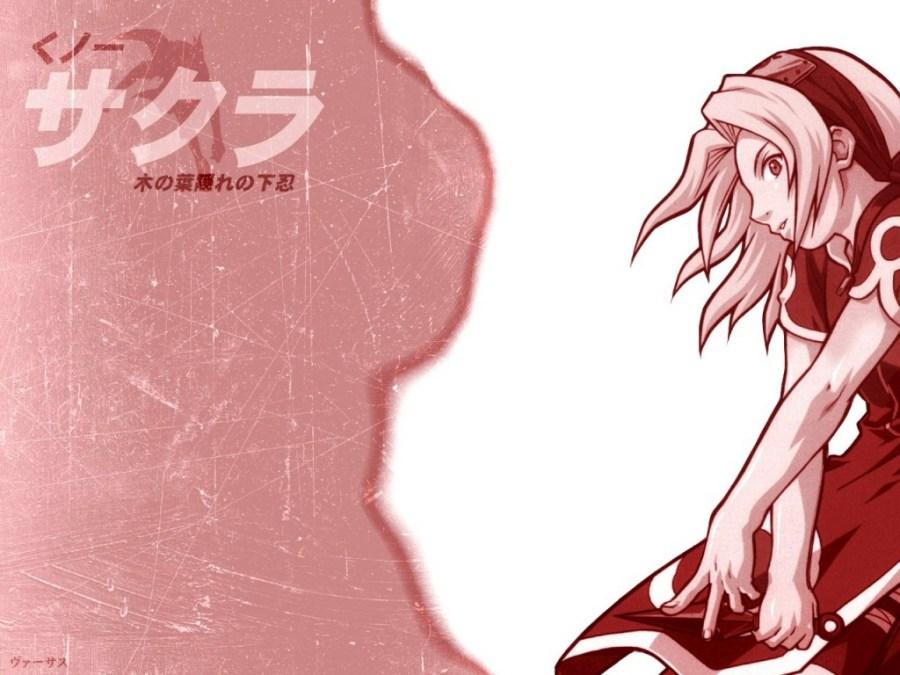Haruno Sakura Shadow Pictures Image HD Wallpaper