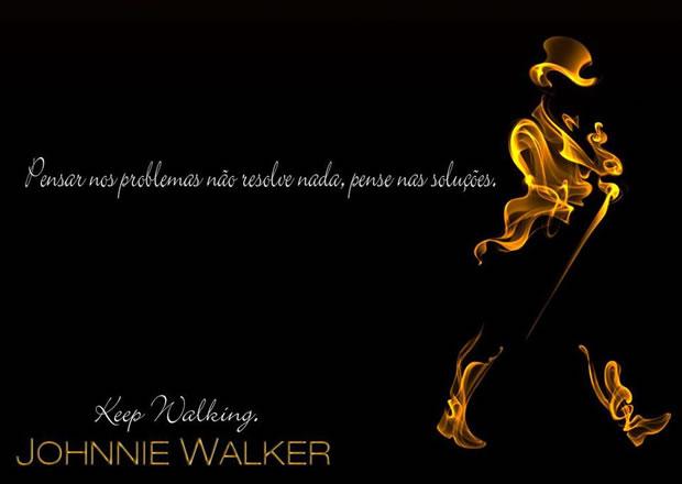 Keep Walking Johnnie Walker HD Wallpaper For Your Desktop