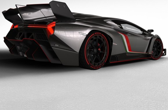 Awesome Lamborghini Veneno 2013 Limited Edition Picture