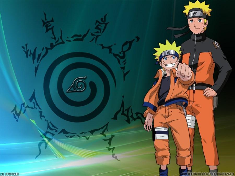 Naruto Uzumaki Wallpaper HD Widescreen With High Resolution