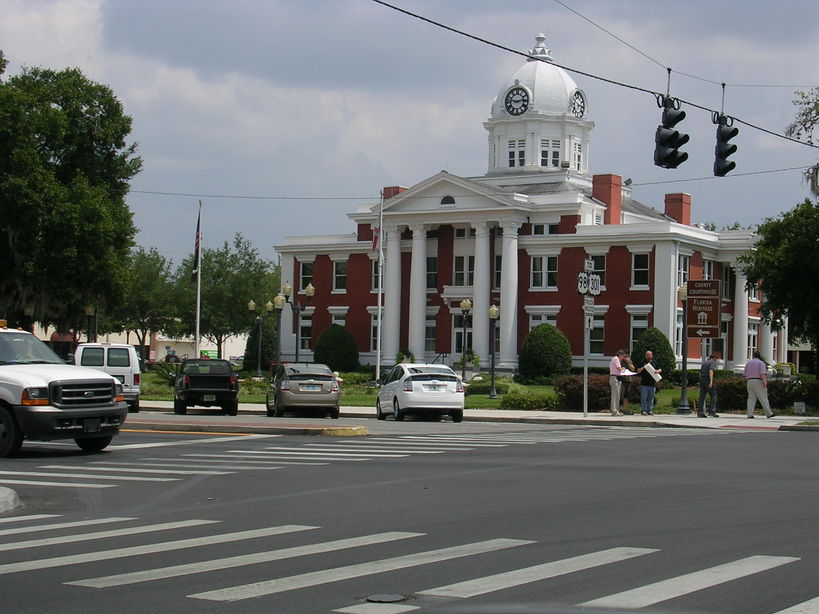 County Courthouse Photo Picture Image At Florida City