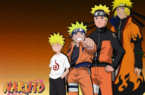 Naruto From Small To Grow Up Picture Image HD Wallpapers