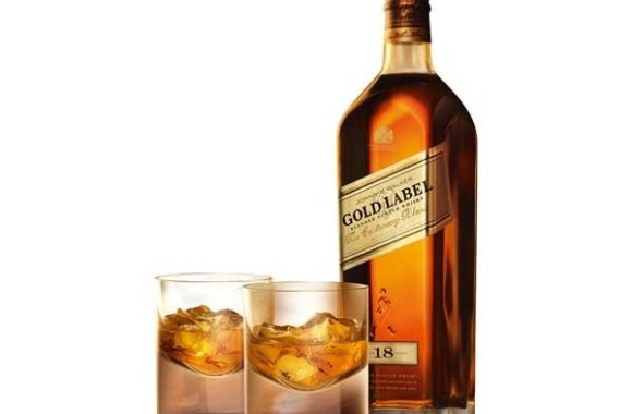 Johnnie Walker Gold Label Whisky Wallpaper Free Download