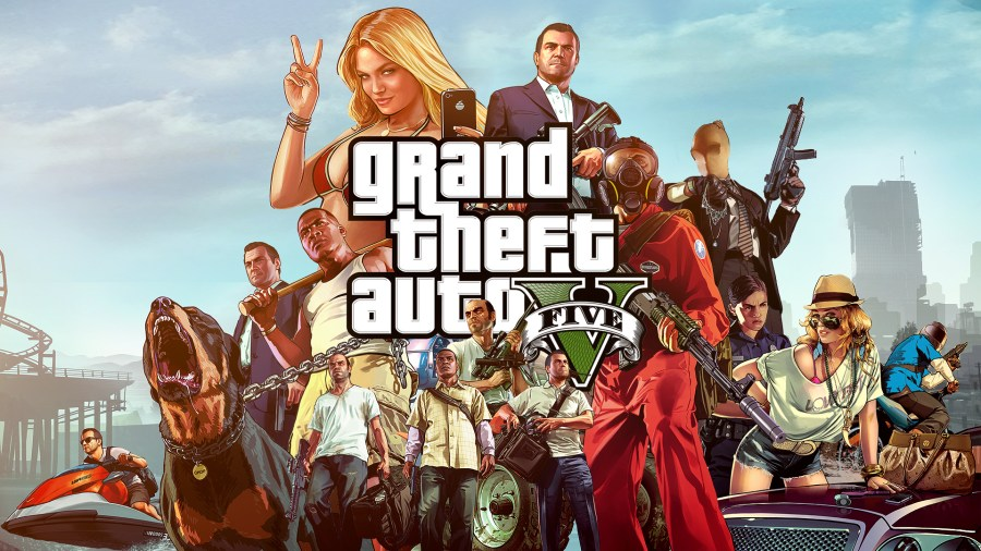 Grand Theft Auto 5 Games Images HD Wallpapers Gallery