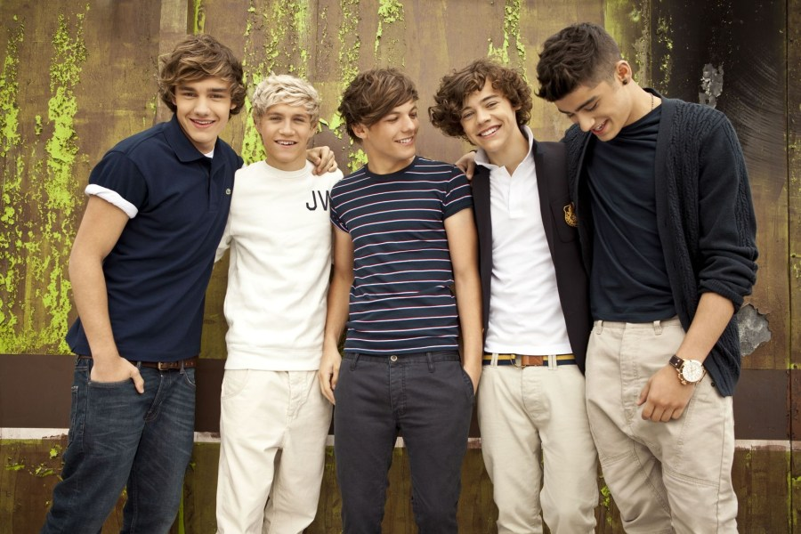 One Direction Hollywood Star Singer Photo Picture