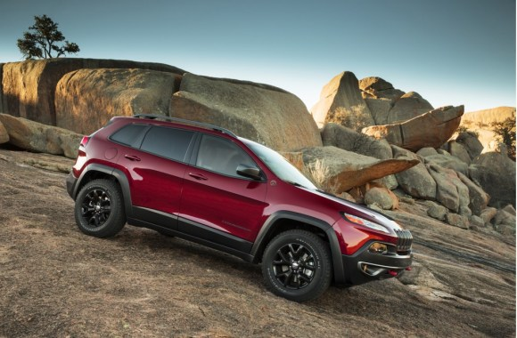 New In 2014 Jeep Cherokee Cars Automotive Photo Picture Image