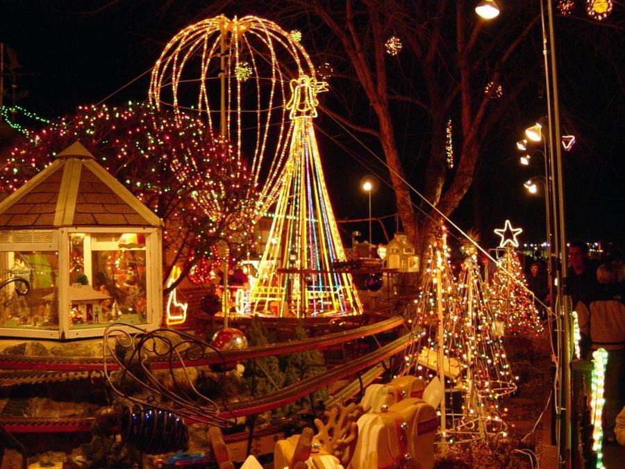 Best Photo Picture Desktop HD Wallpaper Of Christmas Lights