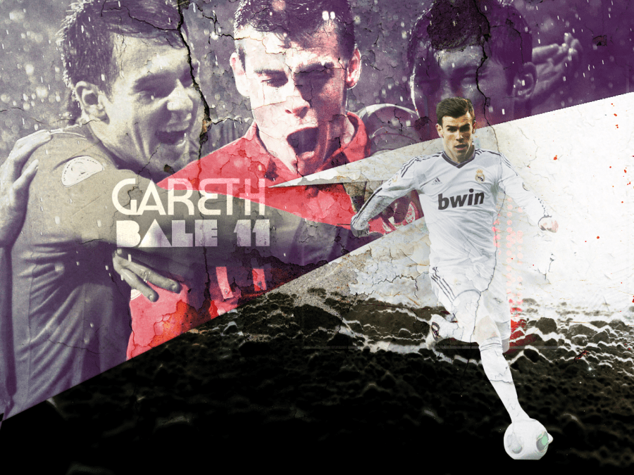 Gareth Bale Real Madrid 2013 Wallpaper HD Widescreen For PC Computer