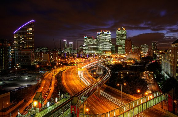 Amazing London At Night HD Wallpaper Picture Photo Free Download