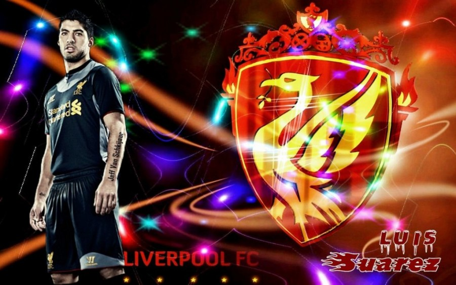 Luis Suarez Best Striker In EPL 2013 HD Wallpapers Background Picture