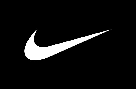 White And Black Nike Logo High Resolution In HD Wallpaper Widescreen