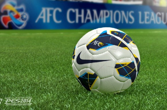 Nike Ball PES 2014 Football Game Picture HD Wallpaper Free Download