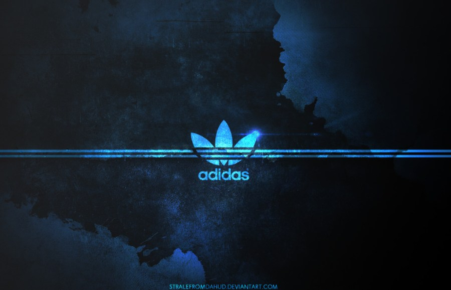 Fantastic Dark Blue Adidas HD Wallpaper Picture For Your PC Desktop