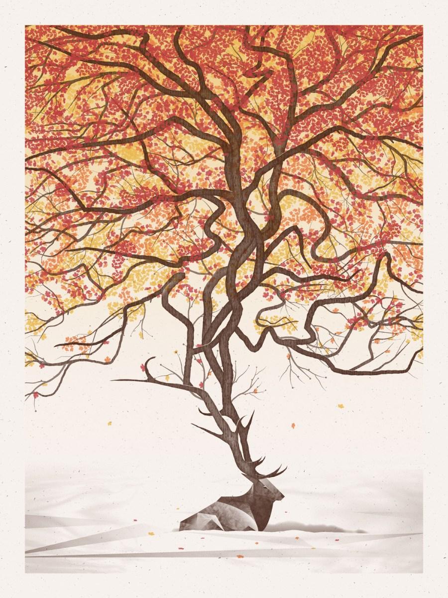Big Tree Art Prints Picture Image HD Wallpaper Free Download