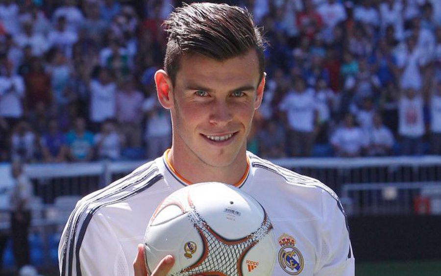 Gareth Bale Real Madrid Photo Picture HD Wallpaper Desktop