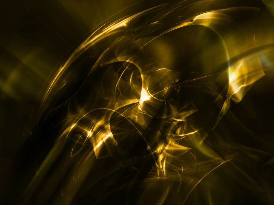 Gold Vortex Abstract HD Wallpaper Widescreen For Your PC Computer