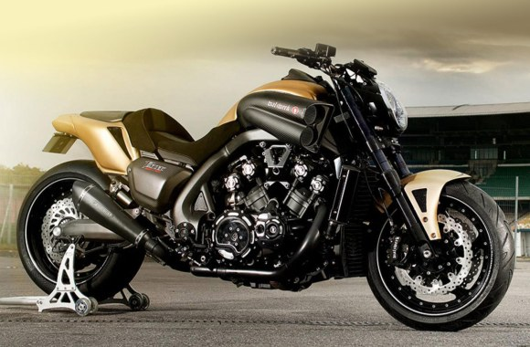Yamaha VMAX Hyper Modified Marcus Walz Picture HD Wallpaper