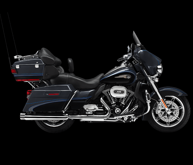 Harley Davidson CVO Ultra Classic Electra Glide HD Wallpaper Photo