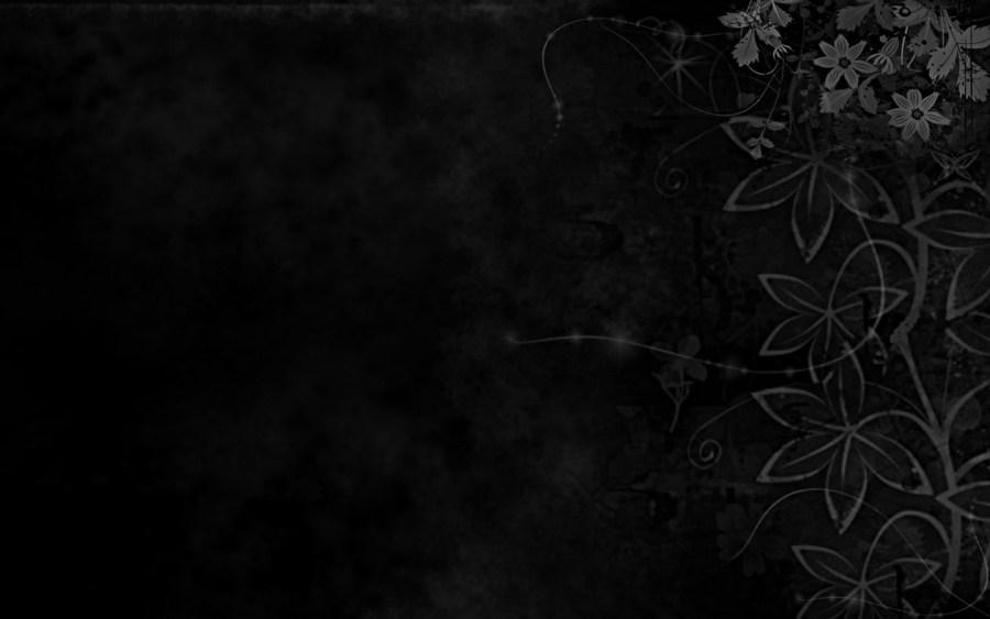 Black Flower HD Wallpaper Image Background For Your PC Desktop