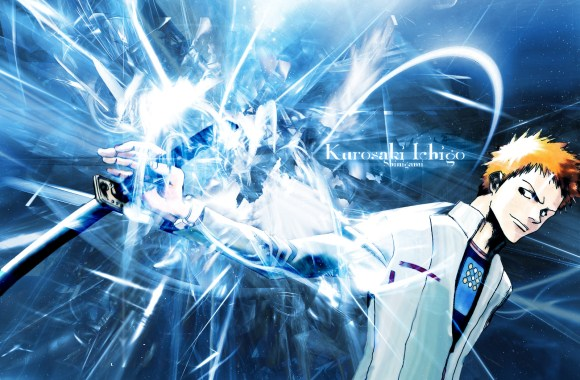 Amazing Bleach Anime Manga Image Picture HD Wallpaper