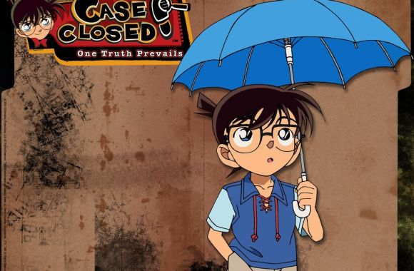 Case Closed Detective Conan Anime HD Wallpaper Original Size