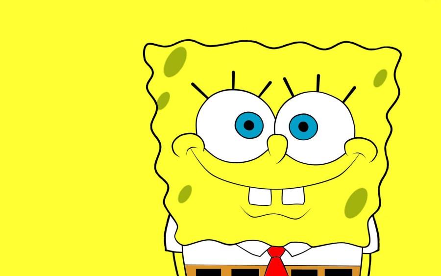 Cute SpongeBob SquarePants HD Wallpaper For Your PC Desktop