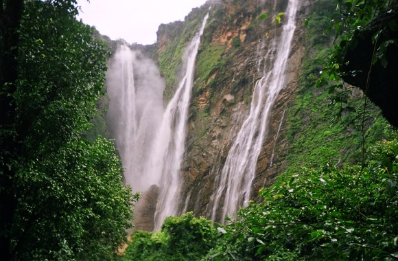 Jog Waterfall Nature India Photos Pictures HD Wallpapers Gallery