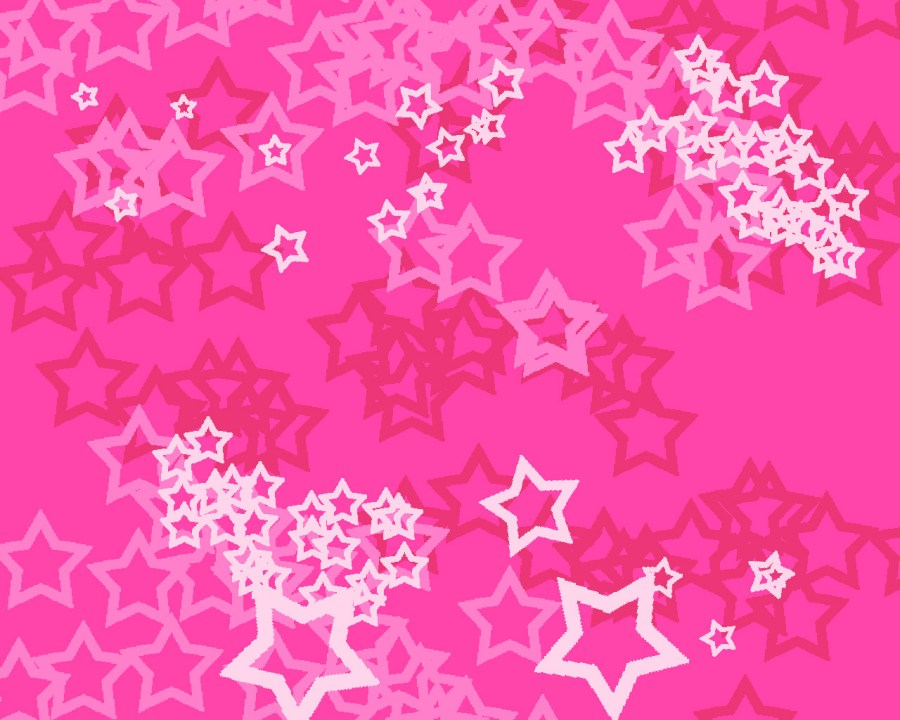 Free Download Pink Stars Wallpaper HD Widescreen Image