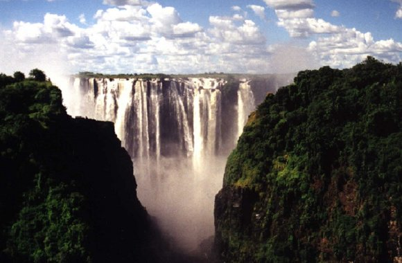 Victoria Falls Zimbabwe Nature Photo Picture Free Download