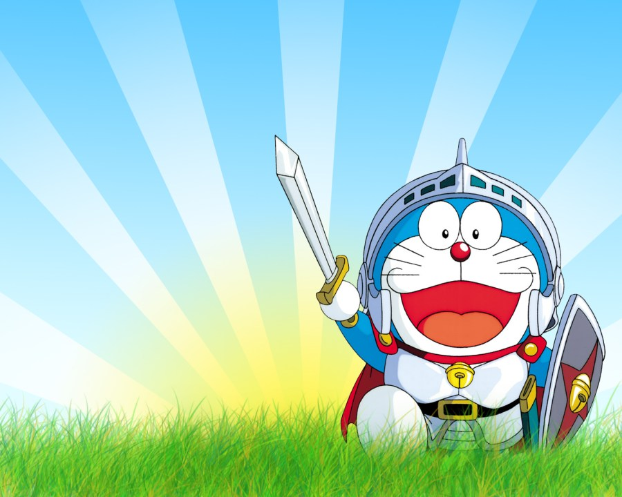 Doraemon Movie Anime Cartoon HD Wallpaper Free Download