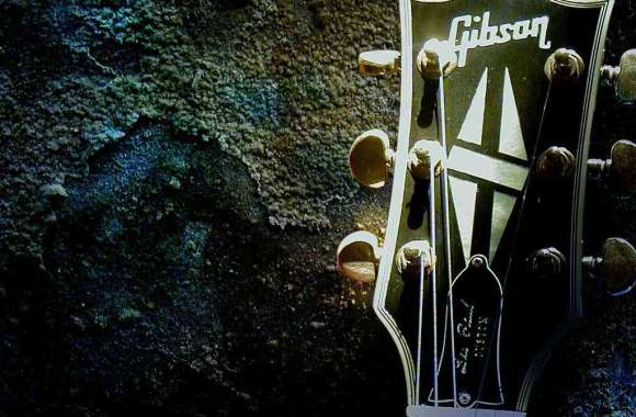 Amazing Gibson Les Paul High Definition Wallpaper Free Download