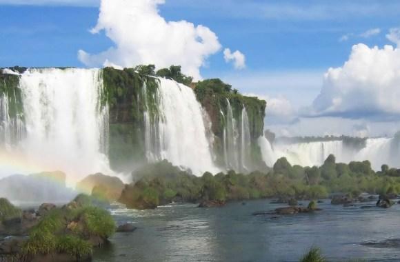 Huangguoshu Waterfall China Widescreen HD Wallpaper
