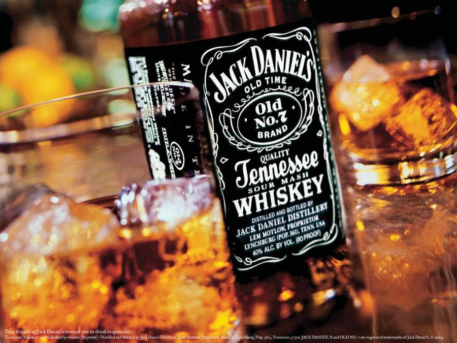 Jack Daniels Wallpaper HD Widescreen For Your PC Computer